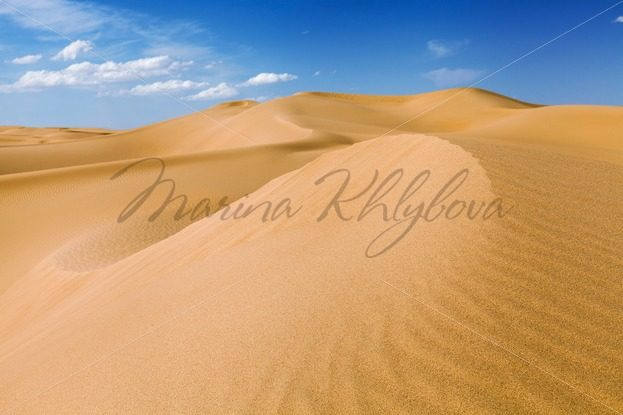 Desert Tujesu in the Kazakhstan – Stock photos from around the world