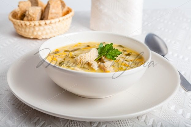 Flaki – Polish tripe soup – Stock photos from around the world