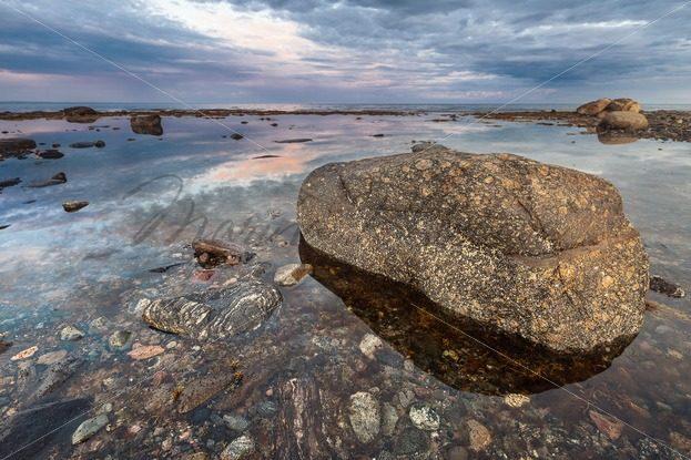Malaya (small) Volokovaya Bay. Barents Sea, Kola Peninsula, Russia – Stock photos from around the world