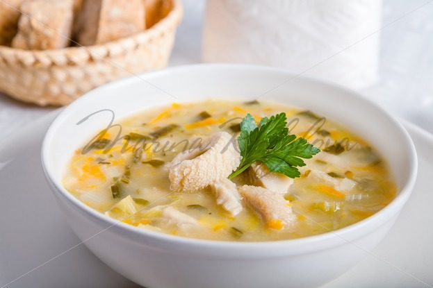 Traditional Polish meal with tripe – Stock photos from around the world